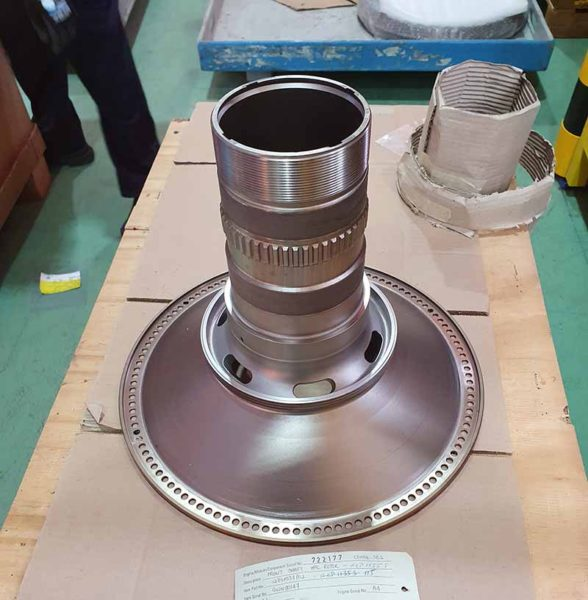 CFM56-3 1275M37P02 HPC FRONT SHAFT GWN00147