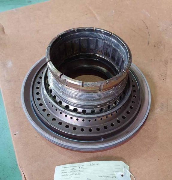 1864M90P04 HPT REAR SHAFT CFM56-5B/-7B