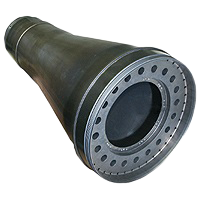 FAN FORWARD SHAFT