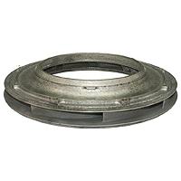 CF6-80C2 HPT DIFFUSER VANE RING